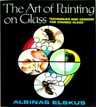 Image of The Art of Painting on Glass.