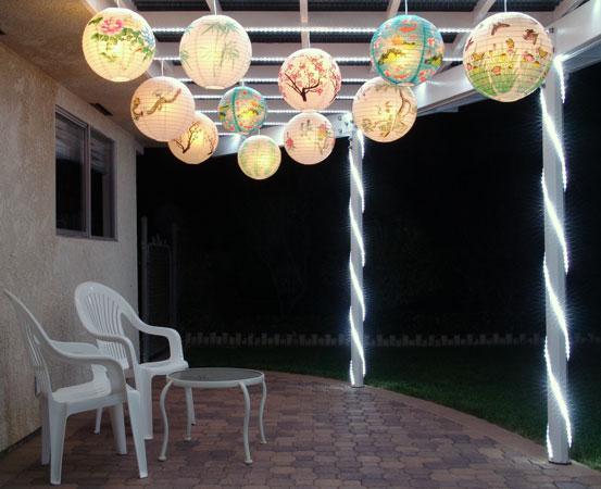 Chinese Paper Lanterns.