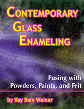 Image of Contemporary Glass Enameling.